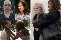 The Walking Dead: Best of Season 9, From Rick's 'Demise' to Alpha's Attack