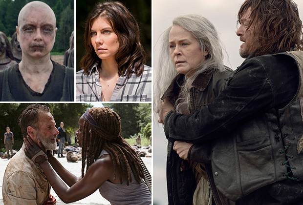 the-walking-dead-season-9-best-moments-photos-heads-stakes