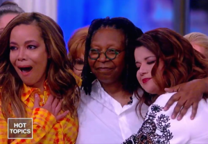Whoopi Goldberg The View Return Pneumonia Video