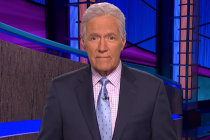 Jeopardy! Host Alex Trebek Offers Positive Health Update, Thanks Fans: 'I'm Touched Beyond Words' — Watch