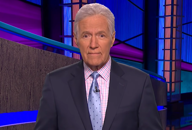 Alex Trebek Jeopardy Health Update