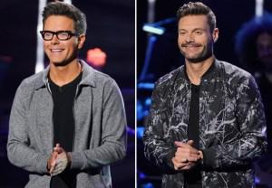 American Idol Bobby Bones Ryan Seacrest