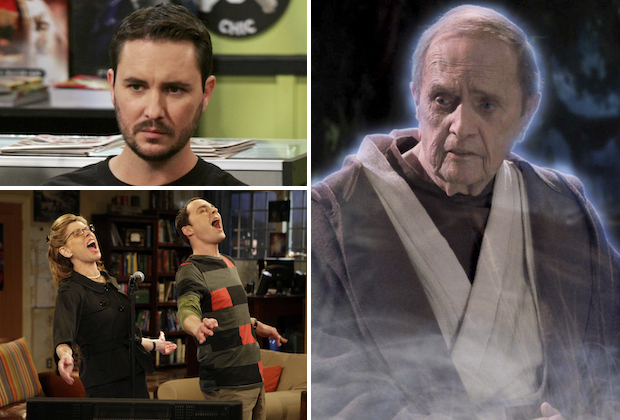 The Big Bang Theory - Recurring Characters