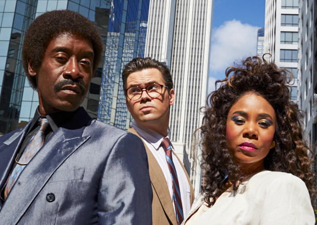 Black Monday Renewed Season 2 Showtime