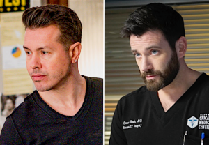 Chicago PD Jon Seda Chicago Med Colin Donnell Leaving