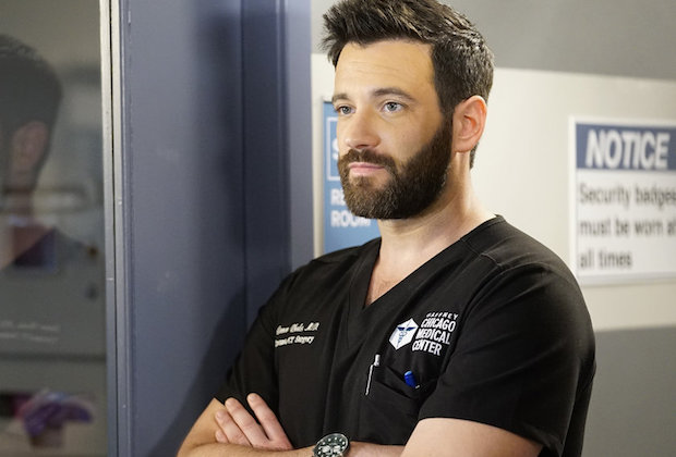 Colin Donnell Leaving Chicago Med