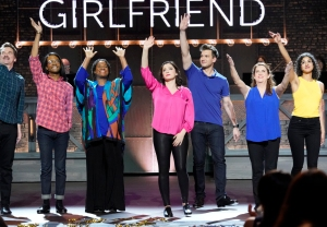 Crazy Ex-Girlfriend Concert Special Cast