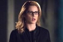 Emily Bett Rickards Wraps Arrow Run Amid Tears