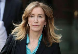 Felicity Huffman Guilty Bribery Scandal