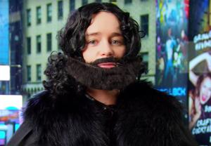 Game of Thrones Emilia Clarke Jon Snow