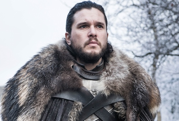 Game of Thrones Jon Learns Aegon Targaryen Parents Season 8