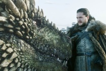 Game of Thrones' Kit Harington: The Dragon Ride Nearly Left Me Unsullied