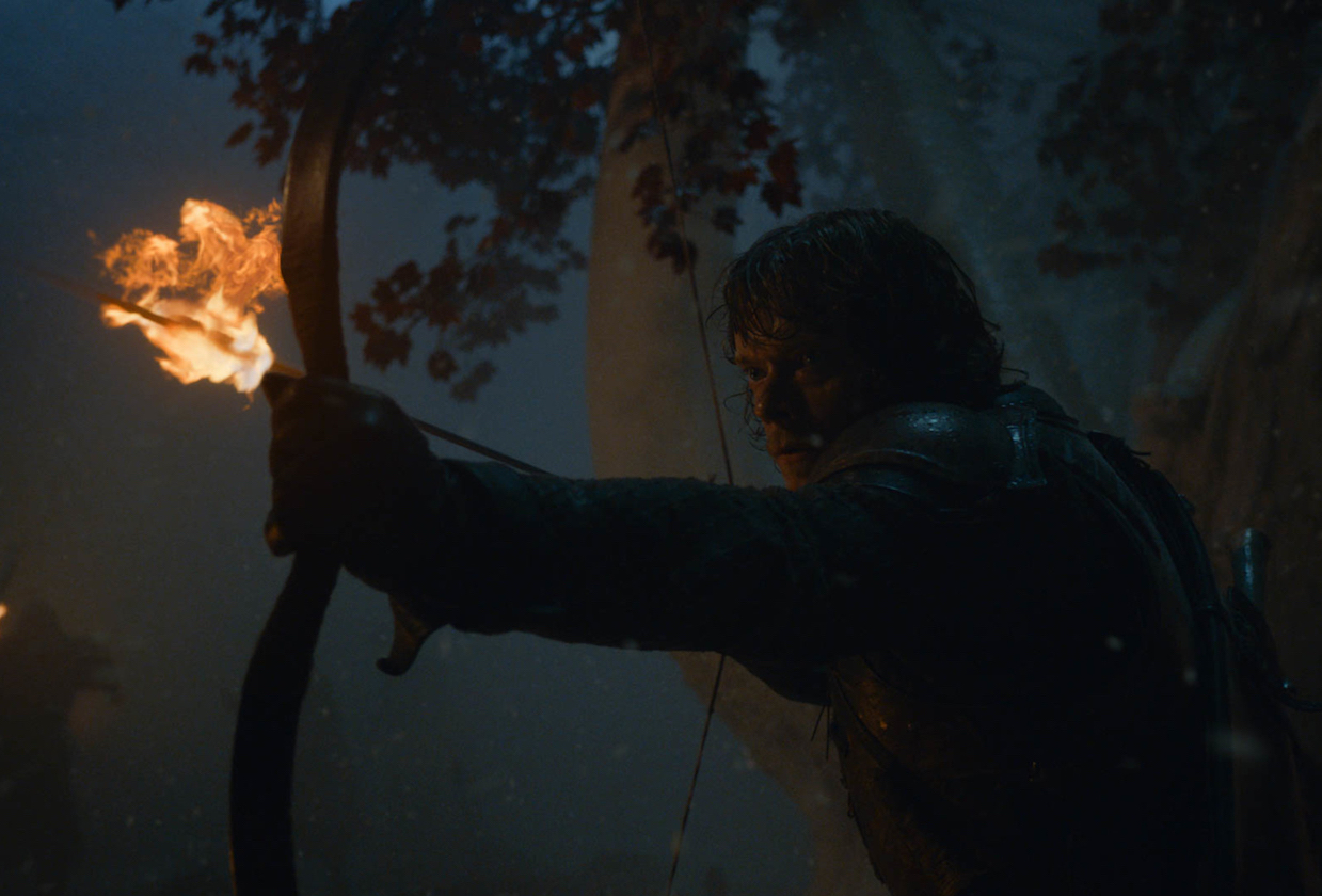 Game Of Thrones Cinematographer Defends Episode 3 S Dark Scenes Tvline