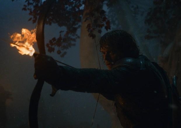 Game of Thrones Season 8 Episode 3 Too Dark