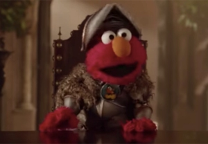 Game of Thrones Sesame Street