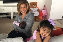 Hoda Kotb Surprises Emotional Today Team With New Daughter — Watch