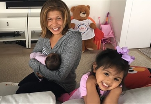 Hoda Kotb Daughter