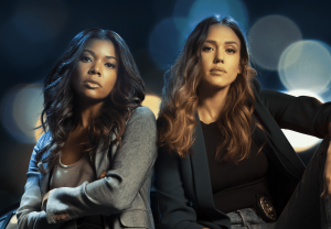 L.A.'s Finest Review Spectrum Gabrielle Union Jessica Alba