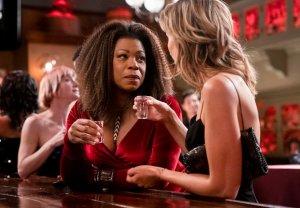 Lorainne Touissant The Village Season 1 Episode 4 Interview