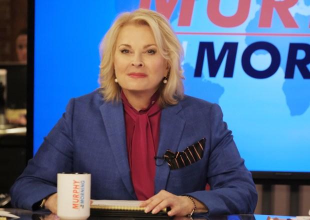 Murphy Brown Cancelled CBS Revival Candice Bergen