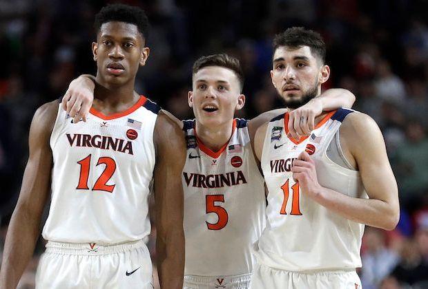 NCAA Championship Virginia Tech