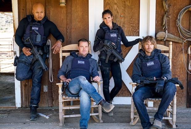 NCIS Los Angeles Renewed Season 11 CBS