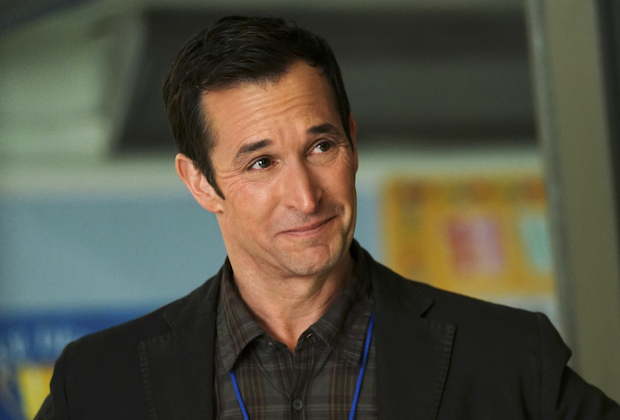 Noah Wyle The Red Line - Series Premiere