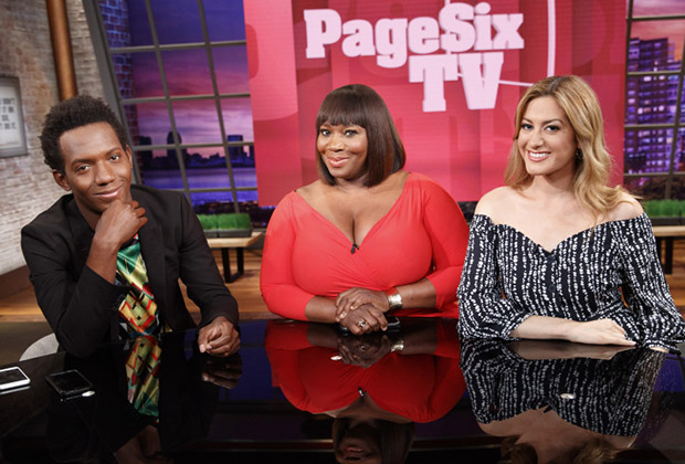Page Six TV Cancelled