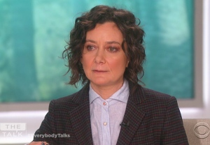 Sara Gilbert Leaving The Talk