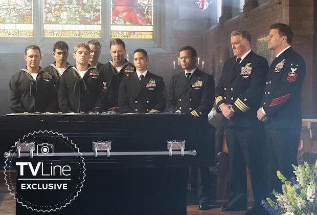 SEAL Team Funeral