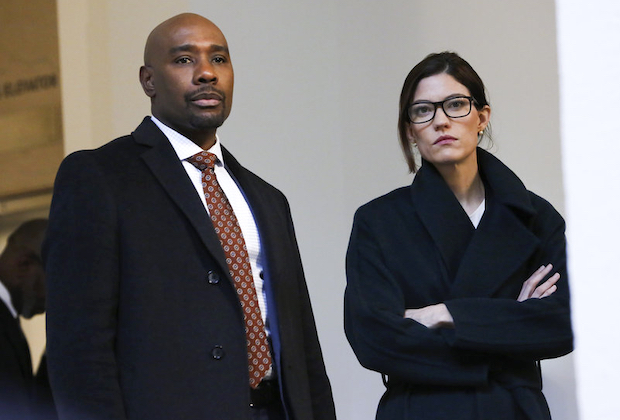 The Enemy Within Season 2 NBC