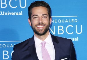Zachary Levi MTV Awards 2019