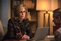TVLine Podcast: Christine Baranski Talks Good Fight's 'Cathartic' Trump Obsession
