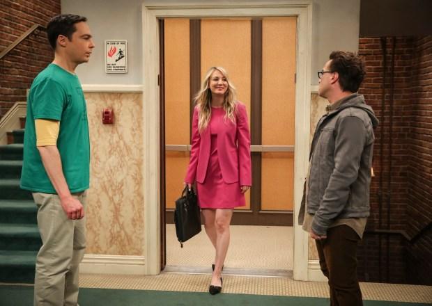 Big Bang Theory Finale Elevator