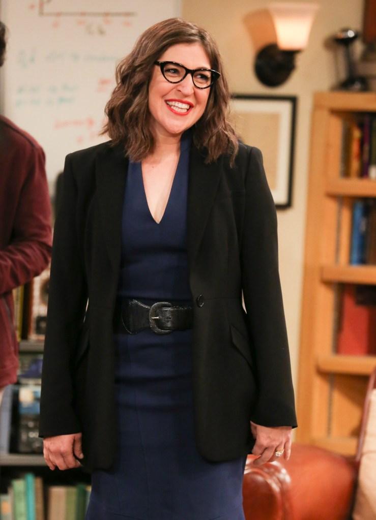 Amy's makeover Big Bang finale