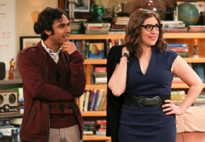 Big Bang Theory Finale Amy makeover