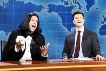 Adam Sandler Hosts SNL: Opera Man Returns, Plus: A Chris Farley Tribute