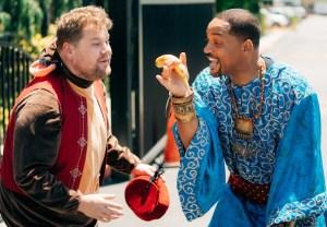 Aladdin: Will Smith Genie