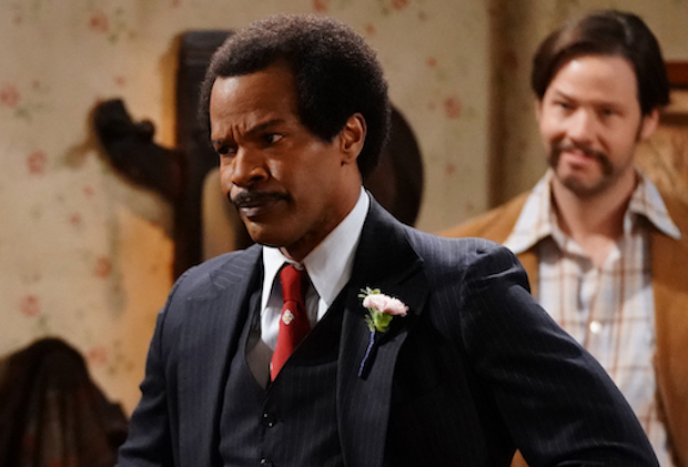 All in the Family Revival - Jamie Foxx as George Jefferson