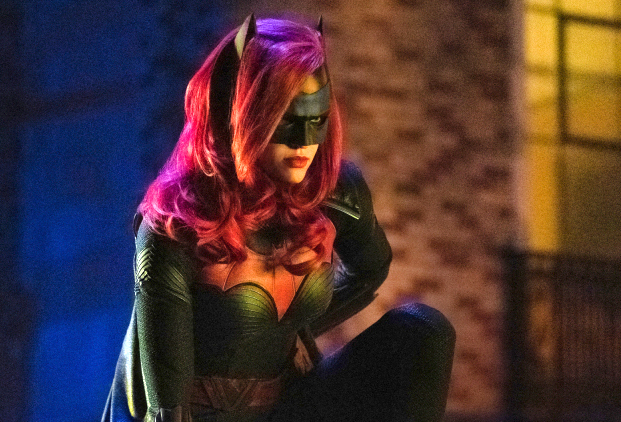 Batwoman Series Order