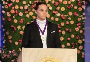 Big Bang Finale Sheldon Speech