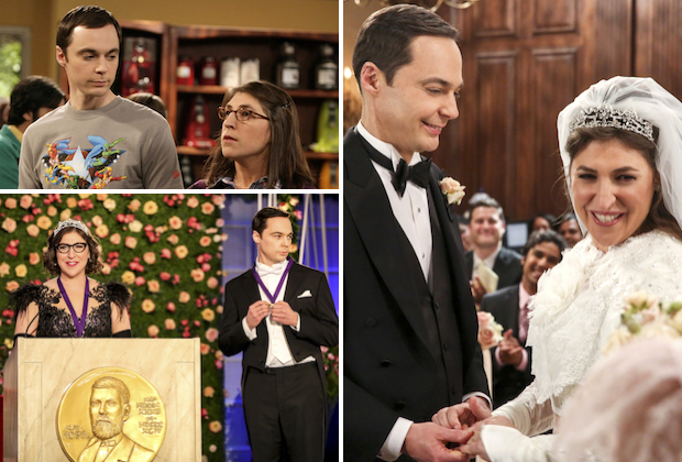 Big Bang Theory - Sheldon and Amy Best Moments
