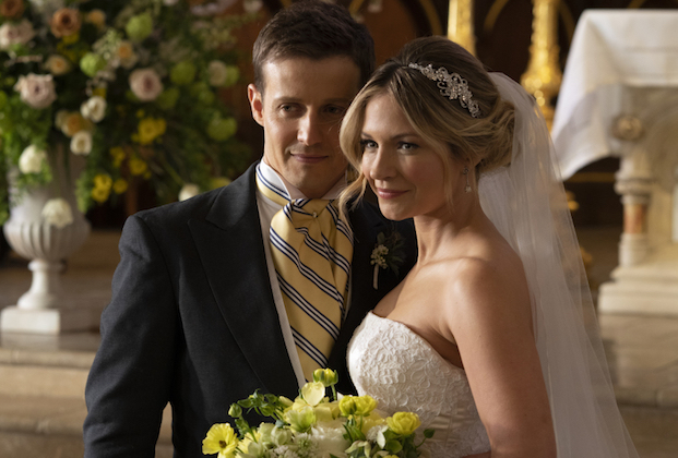 Blue Bloods 9 22 Promo Jamie Eddie Wedding Season 9 Finale Tvline