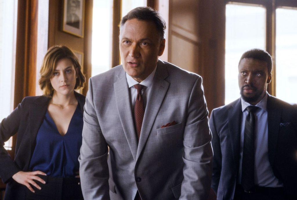 Bluff City Law NBC Series Order