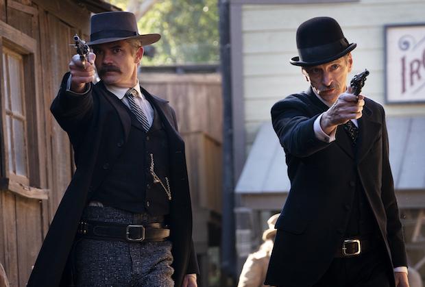 Deadwood Movie Recap