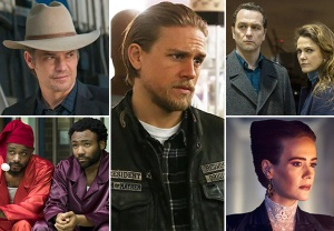 FX Best Shows Ranked List