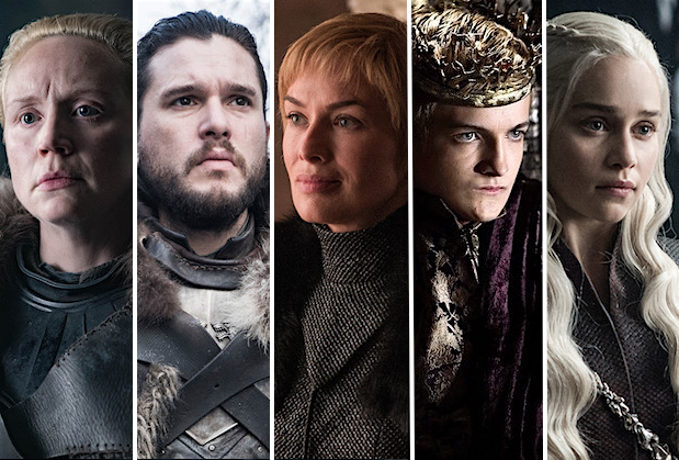 Game of Thrones Best Worst Characters Ranked List