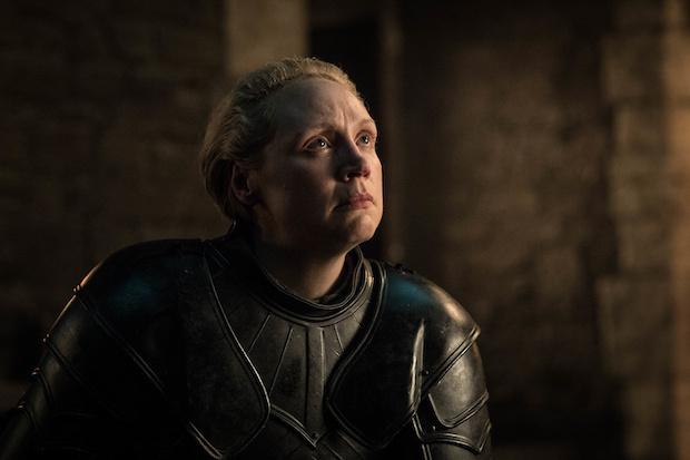 Game of Thrones Finale Gwendoline Christie Interview Season 8 Brienne