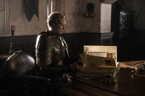 Game of Thrones Finale Gwendoline Christie INterview Brienne