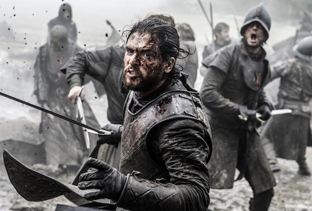Game of Thrones Plot Armor